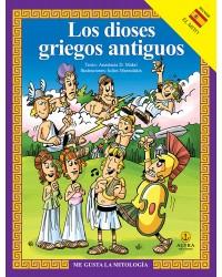 Los dioses griegos antiguos / Οι Θεοί των αρχαίων Ελλήνων | E-BOOK